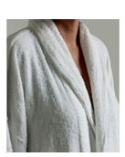 Toweling bath robes